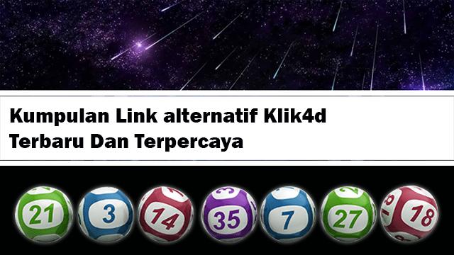 Link alternatif Klik4d